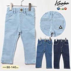 KURANBON クランボン 子供服 18春夏 定番デイリーデニムパンツ ベビー キッズ ku1035118