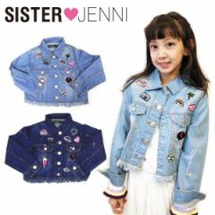JENNI ジェニィ ジェニー 子供服 18春 デニムGジャン je84611
