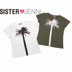 JENNI ジェニィ ジェニー 子供服 18夏 ベア天竺半袖Tシャツ je88023