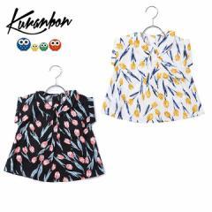 KURANBON クランボン 子供服 18春夏 花柄ブラウス ベビー キッズ ku1035095