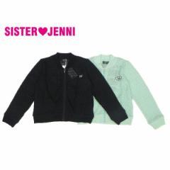 JENNI ジェニィ ジェニー 子供服 18春 ニットブルゾン je85001