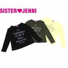 JENNI ジェニィ ジェニー 子供服 18春 ベア天竺長袖Tシャツ je85018