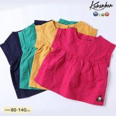 KURANBON クランボン 子供服 18春夏 リネンヤッコチュニック ベビー キッズ ku1035082
