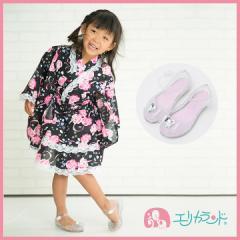 【2018年生産商品】 サンダル 光るサンダル 女の子用 ベビー用 子供用 キラキラ 14cm 15cm 16cm 17cm ER2548