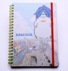 【キャラクター】アダチンリングノート★ 足立区キャラクター★ADACHIN★