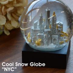 Cool Snow Globes NYC ニューヨーク クールスノーグローブニューヨーク スノードーム 輸入雑貨 ギフト クリスマス
