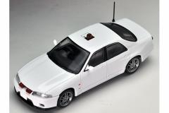 1/64トミカリミテッドヴィンテージ【LV-N169a スカイラインGT-R オーテックバージョン 覆面パトカー(白)】トミーテック/6月発売予定