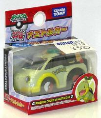 ポケモンチョロQ【ナエトルカー】タカラトミー