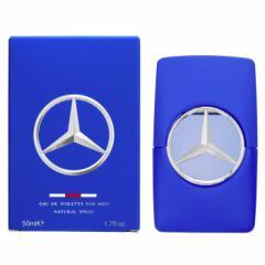 メルセデスベンツ Mercedes Benz マン ブルーJP オードトワレ 50ml メンズ