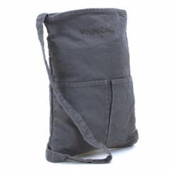 ベジバッグ Vegie BAG サコッシュバッグゴマ SACOCHE BAG ショルダーバッグ BD 504 グレー