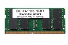 SODIMM 8GB PC4-17000 DDR4 2133 260pin CL15 PCメモリー