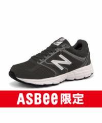 new balance(ニューバランス) W460 180460 LB2 ブラック/シルバー【ASBee限定】