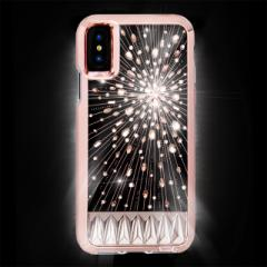 iPhoneX 【Case-Mate/ケースメイト】 「Luminecent Case」