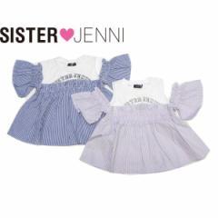JENNI ジェニィ ジェニー 子供服 18夏 ブロードプルオーバー je87806