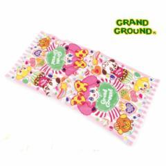 GRAND GROUND グラグラ 子供服 18春夏 パステルスイーツフェイスタオル ベビー キッズ  gg5181707