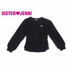 JENNI ジェニィ ジェニー 子供服 18春 裏毛デザイントレーナー je84657