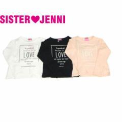 JENNI ジェニィ ジェニー 子供服 18春 ソフト天竺長袖Tシャツ je85022