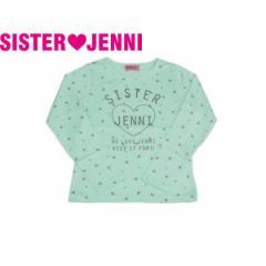 JENNI ジェニィ ジェニー 子供服 18春 ソフト天竺長袖Tシャツ je85025