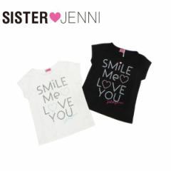 JENNI ジェニィ ジェニー 子供服 18夏 ソフト天竺半袖Tシャツ je87619
