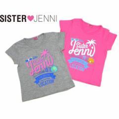 JENNI ジェニィ ジェニー 子供服 18夏 ソフト天竺半袖Tシャツ je88020