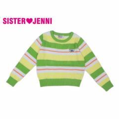 JENNI ジェニィ ジェニー 子供服 18春 ニットセーター je84632