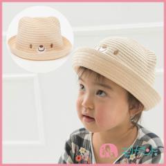 【2018年生産商品】耳付き アニマル ベビー帽子 46cm・48cm・50cm ER1935