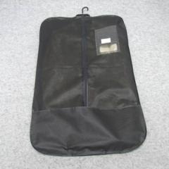 ◆テーラーバッグ◆ガーメントバッグ◆黒◆不織布◆スーツ持ち運び◆
