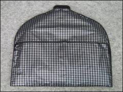 ◆テーラーバッグ◆ガーメントバッグ◆千鳥格子◆スーツ持ち運び◆