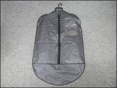 ◆テーラーバッグ◆ガーメントバッグ◆千鳥格子◆スーツ持ち運び◆洋服カバー 収納袋ハンガーなし