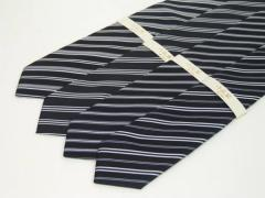 ◆礼装◆高級モーニング用ネクタイ◇黒◇絹100%◇メール便可 ACC4