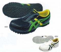 アシックス 安全靴 FIS36S スリッポン asics (在庫限り)(fis36s)