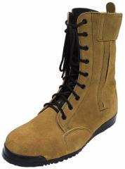安全靴 高所用 みやじま鳶 琥珀色 ノサックス(n4030)