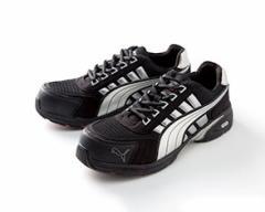 安全靴 プーマ PUMA スピード 黒 安全靴スニーカー(puma-speed-black)