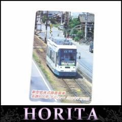 名古屋電車シリーズ 新型低床式路面電車 名鉄800形 テレホンカード テレフォンカード MEITETSU 名鉄 未使用品(32847)
