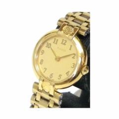 ラドー RADO クオーツ 腕時計 レディースウォッチ ゴールド×ゴールド文字盤 153.3549.2【中古】(36959)