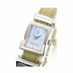 ミキモト MIKIMOTO レディース腕時計 クオーツ ペンダント用替え紐付き 飾り欠け シェル盤 ステンレス【中古】(40842)