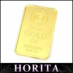 徳力本店 純金 インゴット ゴールドバー 24金 ingot /ゴールド/K24 5g(41002)