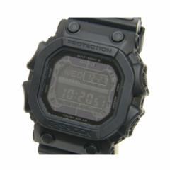 カシオ CASIO メンズウォッチ 腕時計 G-SHOCK ソーラー電波 GXW-56BB-1JF 黒 【中古】(41191)