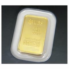 UBS 純金 インゴット 5g ゴールドバー 24金 k24 金塊(41645)(41645)