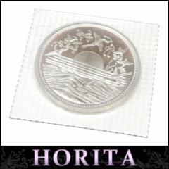 昭和61年 天皇陛下御在位60年1万円銀貨プルーフ パック入り 記念硬貨 未開封(42800)