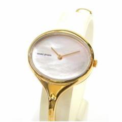 ジョージ・ジェンセン レディースウォッチ 腕時計 ヴィヴィアンナ クオーツ シェル盤【中古】(43505)