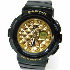 カシオ 腕時計 BABY-G クオーツ BGA-195M ゴールド盤 【中古】(43873)