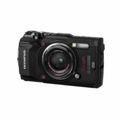 オリンパス OLYMPUS コンパクトデジタルカメラ Tough TG-5 ブラック(44336)
