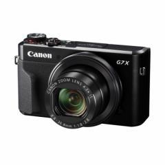 キャノン PowerShot G7 X Mark II コンパクトデジタルカメラ PSG7X-MARKII ブラック(44337)