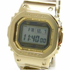 カシオ G-SHOCK GMW-B5000TFG-9JR ゴールド ステンレススチール 【中古】(44394)