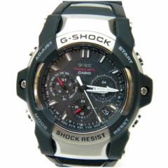 カシオ CASIO G-SHOCK ソーラー電波 GS-1400 ブラック 【中古】(44283)