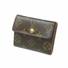 ルイ・ヴィトン カードポケット付コインケース ラドロー M61927 モノグラム【中古】(13403)(13403)