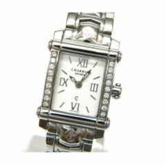 フィリップ・シャリオール CHARRIOL 時計 コロンブス クオーツ 9012911 白盤 ダイヤベゼル SS【中古】(21863)
