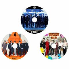 【おまけ付き】【K-POP DVD】BTS 2020【BEST TV+BEST PV+BEST TV&PV】★3種セット Life Goes On Dynamite/おまけ:生写真+トレカ(7070190