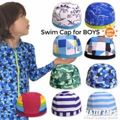 361ac0283dd38 ネコポス対応(送料216円) スイムキャップ キッズ 男の子 子供 水泳帽 ザジーザップス Zazzy